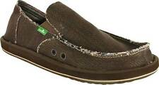 Sanuk Hemp Sidewalk Surfer - Olive - New