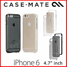 """CASE-MATE Naked Tough Bumper Case For iPhone 6 (4.7"""" inch) - 100% GENUINE - NEW"""