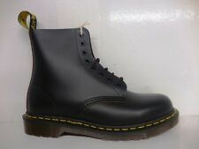 DR.MARTENS VINTAGE 1460 ORIGINAL 8 EYE MEN'S LEATHER BOOT BLACK SELECT SIZE