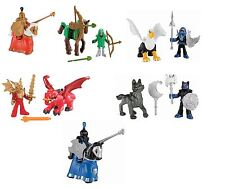Imaginext - Castle Basic Figures, There are 6 Brave Knights To Choose From!
