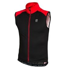 Altura Raceline Cycling Gilet Red and Black  Windproof-Stretch Back-Pocket Size