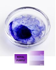 ROYAL PURPLE - SOAP MAKING LAB COLOUR FOR MELT & POUR, COLD PROCESS SOAP, CREAMS