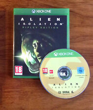 ★ Alien Isolation For Xbox One ★ IDEAL CHRISTMAS PRESENT ★