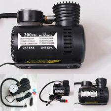 Pump 300PSI Portable Air Compressor Inflator Tool Auto DC 12V Tire Electronic