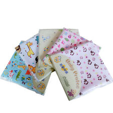 Infant Baby Bed Mattress Waterproof Cotton Baby Nappy Change Sheet Protector