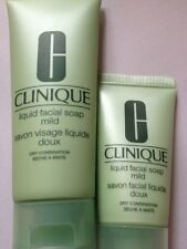 Clinique Liquid Facial Soap Mild - Dry Combination 30ml & 75ml