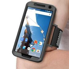 Google Nexus 6 Armband - Supcase Premium Armband and Silicone Case for Motorola