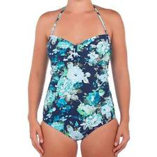 Sunseeker Neo Rosa Panelled Bandeau One Piece Ink SS50311