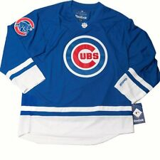 Chicago Cubs Premier Hockey Jersey by Reebok - Very Rare