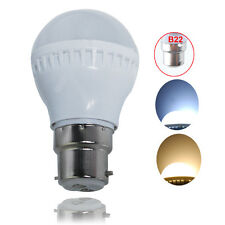 6 12 18 X 3W B22 Bayonet SMD Golf Ball Globe LED Light Bulbs Lamps Energy Saving
