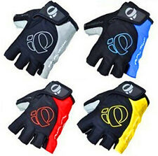 4 Colors Sports Racing Cycling Bike Bicycle Gel Half Finger Gloves Size M L XL
