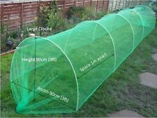 Garden Cloche Large (Flexible Cloche Kits) Protect from Birds, Anti Butterflies