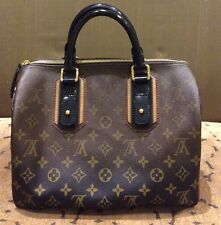BNWT AUTHENTIC LOUIS VUITTON LIMITED EDITION MIRAGE SPEEDY PATENT BAG HANDBAG 30