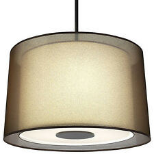 Modern Saturnia Pendant Light Fixtures Drum Pendant Lighting Ceiling Chandelier