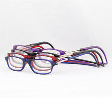 Square Magnetic Power Folded Hanging Reading Glasses +1.00 +2.00 +3.00 +4.00