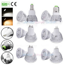 9W MR16/E27/GU10 LED COB Spot Down Light Lamp Bulb Spotlight Warm/Cool White