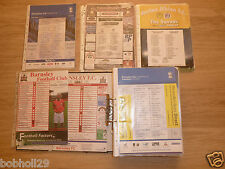 MatchTeamsheets  Home Clubs starting C-M  1997/98 to 2006/07  Select from menu