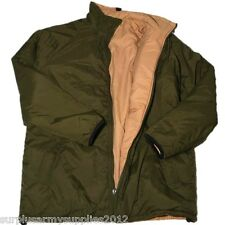 BRITISH ARMY ISSUED SOFTIE JACKET REVERSIBLE THERMAL HIKING CADET FISHING