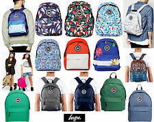 Hype Backpack Mens Womens Girls Boys Man Designer Bag Fitness Rucksack Satchel