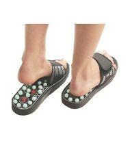 Sandals Shoes Shiatsu Reflex Massage Slippers Acupuncture Foot Healthy therap