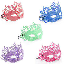 Sexy Lady Fox Crack Party Ball Masquerade Masks Fancy Dress,1PC M0641