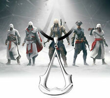 COLLANA ASSASSIN'S CREED SAGA EZIO AUDITORE.CREDO DEGLI ASSASSINI UOMO DONNA