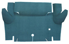 1965-1966 Ford Mustang Coupe Trunk Kit Floor Only Nylon Factory Fit Trunk Mat