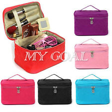 Portable Travel Beauty Cosmetic Bag Makeup Case Pouch Organizer Holder Handbag