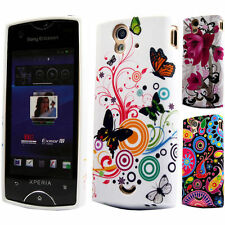 Silicone TPU Gel Bumper Case Cover Skin For Sony Ericsson Xperia Ray ST18i