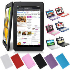 """Color 9"""" Android 4.4 Tablet PC A23 Dual Core 8GB/16G Camera WiFi w/ Keyboard ky1"""