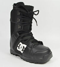 DC Shoes PHASE Lace Snowboard Boots Black & Dark Grey/White - Many Sizes NEW