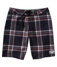 Aeropostale Mens Plaid Swim Bottom Board Shorts