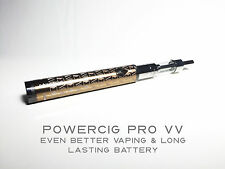 PowerCig Pro VV E hisha Cig Pen with Vision Spinner 2 Battery + FREE USB Charger