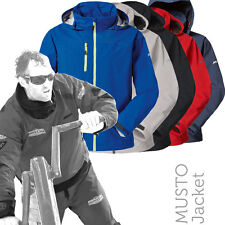 MUSTO  SB0101 Sardinia BR1 Breathable Water and Windproof Sailing Jacket (5 Col)