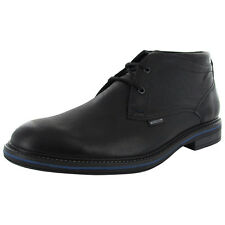 Mephisto Mens Walfred Leather Boot Shoe