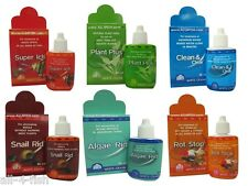 Aquarium pest control (snail, algae) tropical fish care & medicines