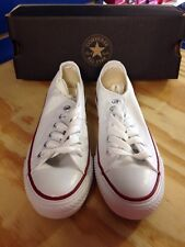 Converse Chuck Taylor All Star Low Top (OX) Optic White