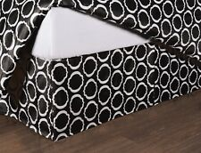 Luxury Cotton Rich 600 Thread Count Scroll Park Bed Skirts