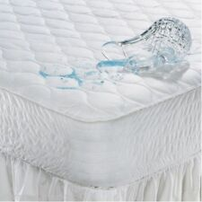 WATERPROOF MICROFIBER QUILTED MATTRESS PROTECTOR LUXURY EXTRA DEEP / ALL SIZES