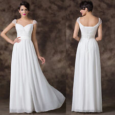 CHEAP Maxi Long Evening WEDDING Ball gown Party Prom Homecoming Bridesmaid Dress