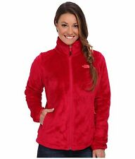 NEW Women's North Face new Cerise Pink OSITO 2 Jacket Fleece size XS S M L XL