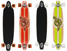 Reaper Longboard LB 41 grün / rot 104x23cm ABEC-7 high speed chrome NEU