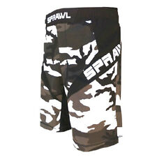 Sprawl MMA Fusion 3 Fight Shorts Urban Camouflage Mix Martial arts UFC Cage 2015