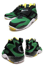 Nike Air Diamond Turf  Oregon Ducks Mens Size Trainer Shoes 309434 302
