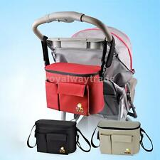 Baby Carriages Diaper Nappy Bag Mummy Shoulder Changing Bag Multi-function New
