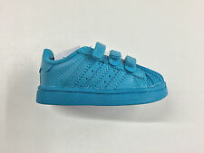 ADIDAS x PHARRELL WILLIAMS TD SUPERCOLOR LAB GREEN SNEAKERS TODDLERS S31616