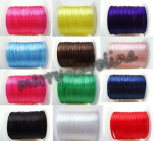 10m Strong Elastic Stretchy Beading 0.8mm Thread Cords Jewelry Making DIY 0.5mm