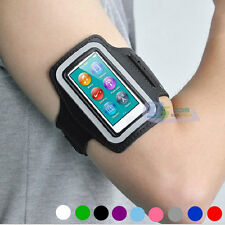 Exercis Sport Running Jogging Gym Armband Cover Case for Apple iPod Nano 7th Gen