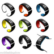 Bluetooth Wrist SMART Band Bracelet Watch Phone Mate For Android Samsung HTC LG