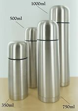 Stainless Steel Travel Mug Tea Water Coffee Vacuum Flask Warm Cold Thermos Cup